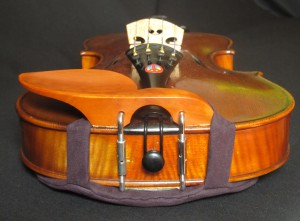 Virtuoso violin shoulder pad
