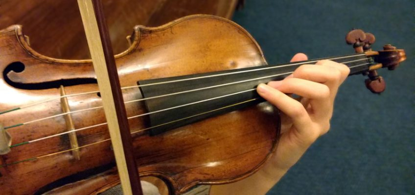 Teaching Fingering, Shifting, and Intonation Without Fear!