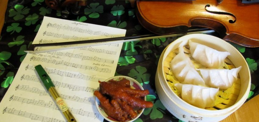 Irish Tunes are like Dim Sum