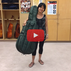 How to Pack and Carry Your Cello – Video