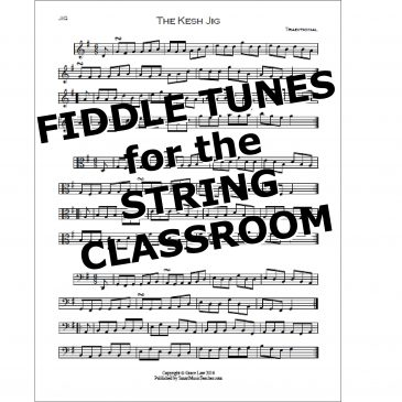 Smart Fiddle Tunes for Strings