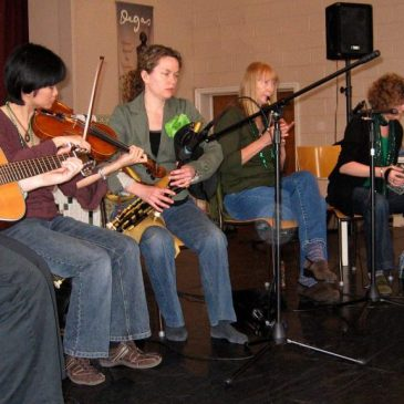Fiddle Tune Season – Part 2 – Introducing the Practice of Celtic Fiddle Music