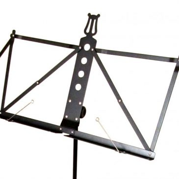 My Perfect Rehearsal Gear – Part 1 – The Uberlite U100 Lightweight Folding Music Stand
