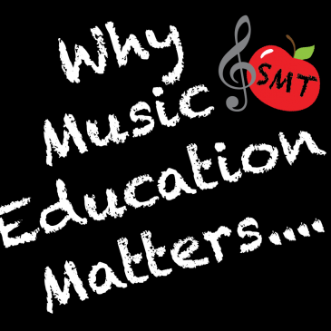 Why Music Education Matters:   Words from a Student