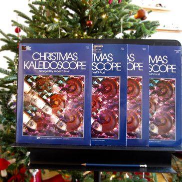Christmas Kaleidoscope, arr. Robert J. Frost