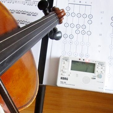 Establishing a Routine for Tuning in the String Classroom