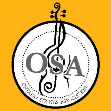 The Ontario Strings Association